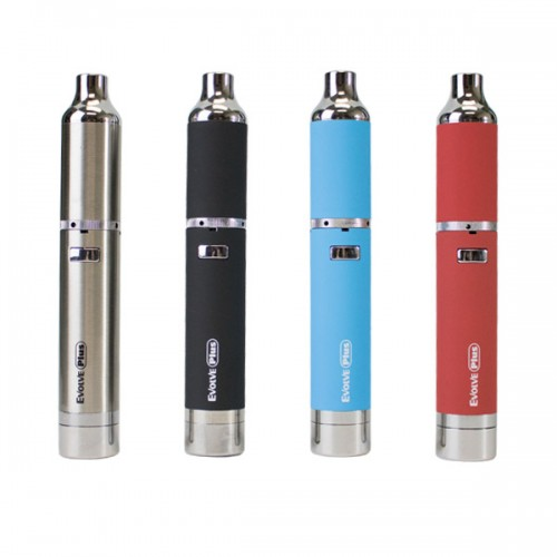 set of four Yocan vaporizer pens in 4 colours