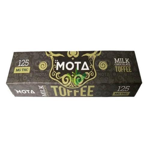 Mota milk chocolate Toffee bar