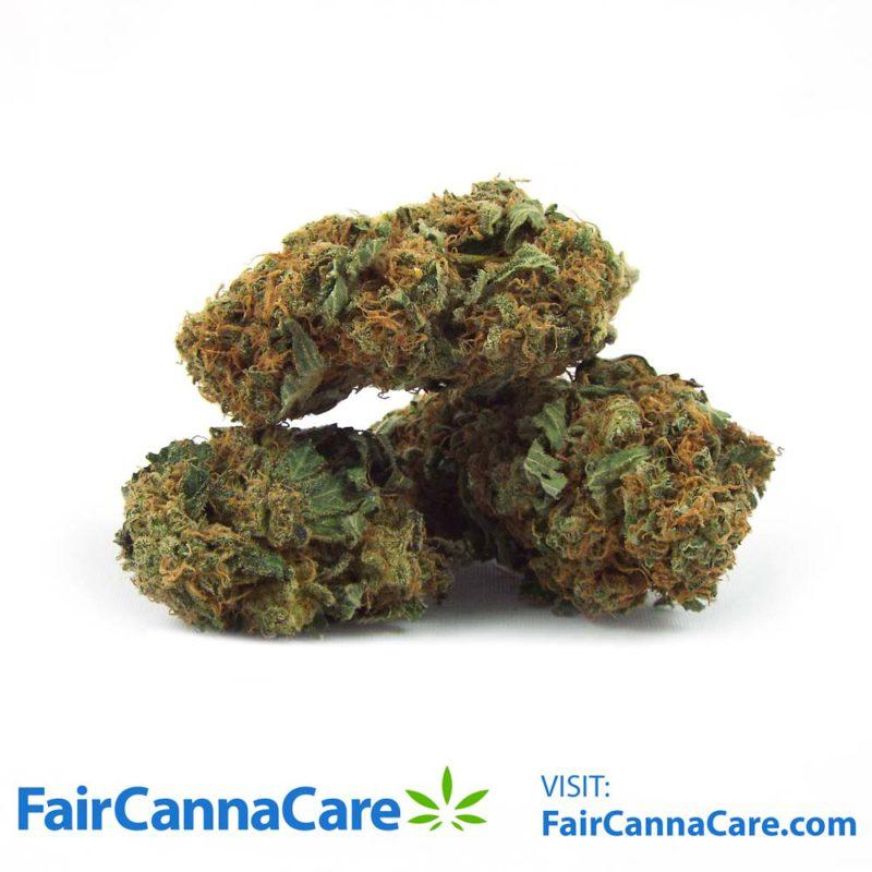 MK Ultra AAA Indica Cannabis flower