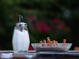 white sugar compared to cigarette addiction